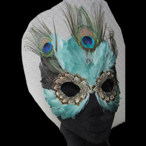 Green Queen Mask by FantaFaces