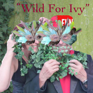 Wild for Ivy FantaFaces Masks for Millibo Art Theatre